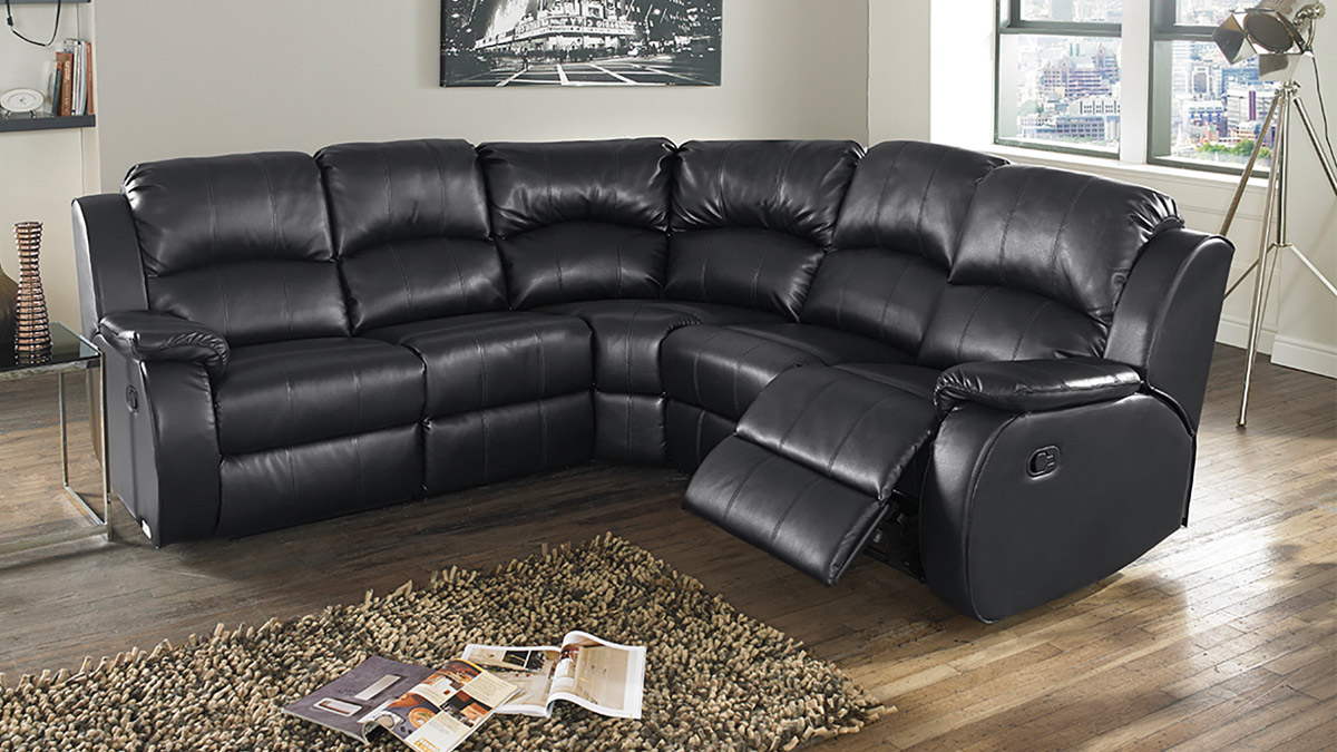 Manhattan 2C2 Reclining Corner Group