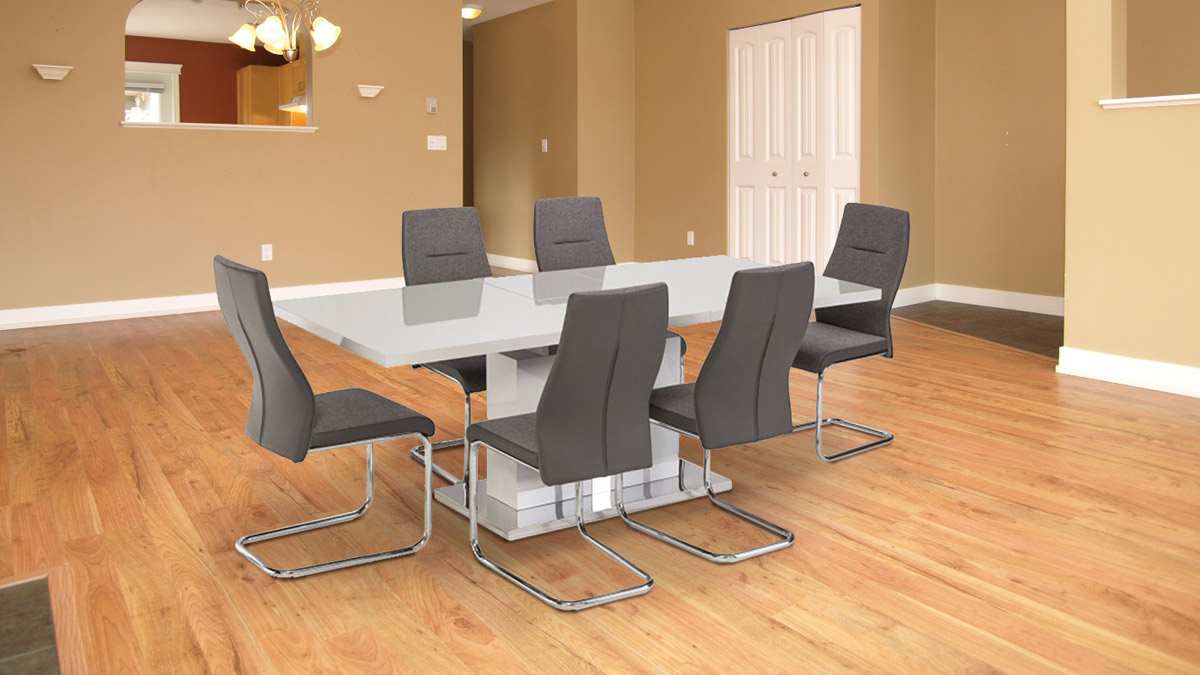 Java Extending Dining Set