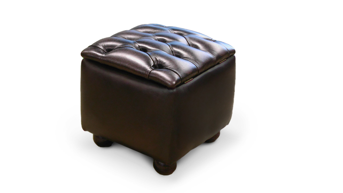 Chesterfield Storage Footstool
