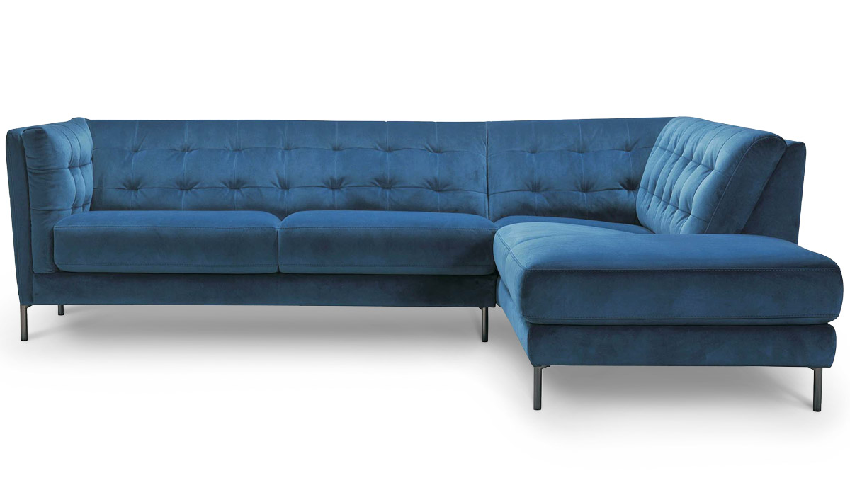 Opal 3 Seater Chaise