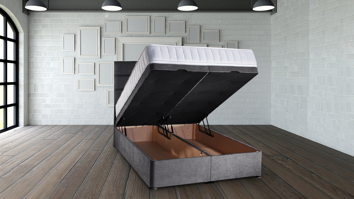 Front Lift Ottoman